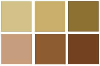 Pintura color tierra combinaciones con otros colores  Pinturaparacom