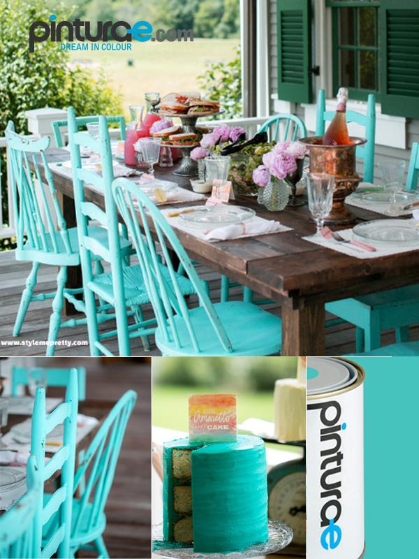 Sillas de colores Pinta tus sillas de madera  Blog de