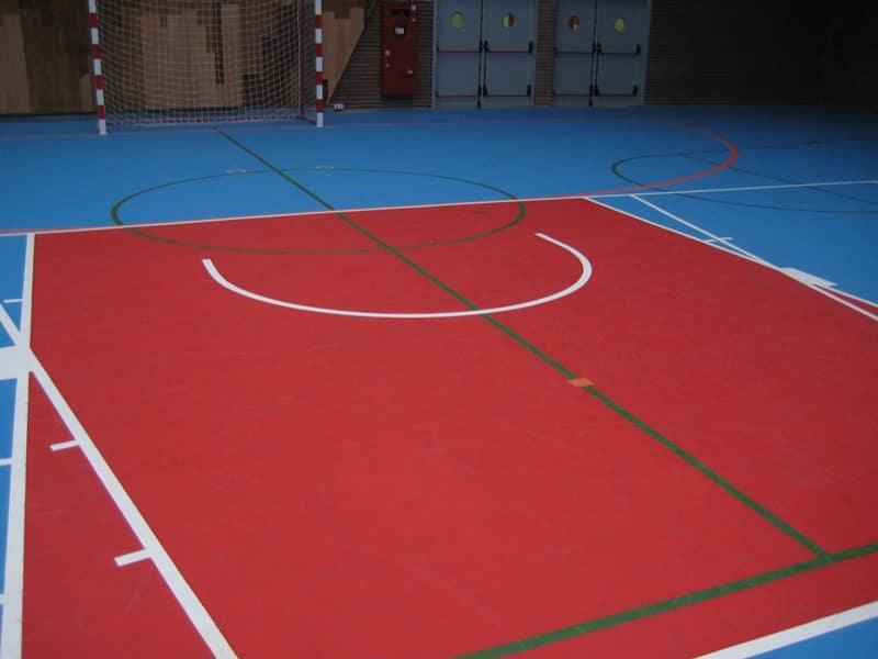 Polideportivo Larrea Amorebieta