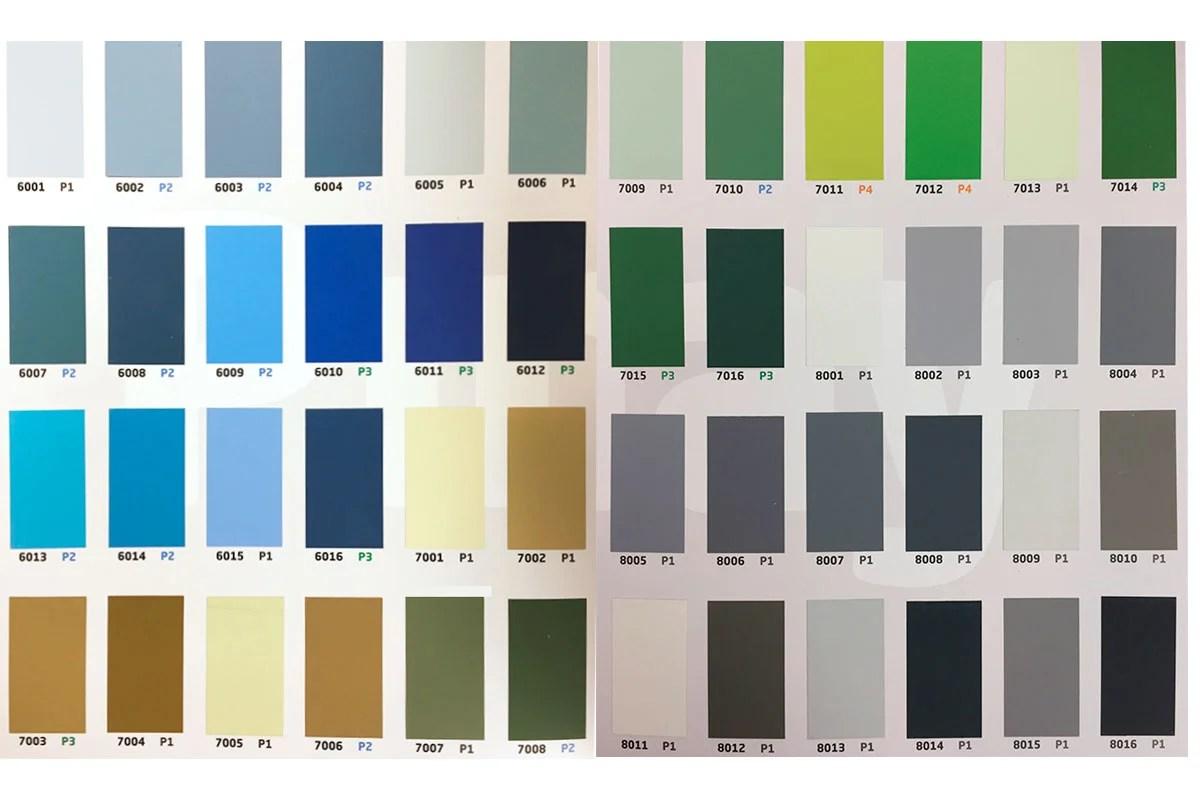 Pinturas Pinay  Carta de colores Revestimiento Acrlico