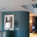 Pintura y decoración en salones - Pinturas Roberto Moreno