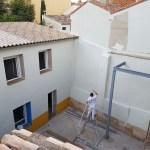 Pintura de fachadas - Pinturas Roberto Moreno