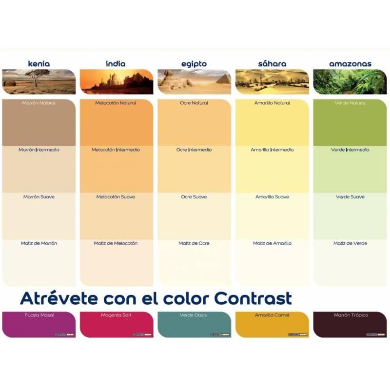 Comprar Pintura Colores del Mundo Bruguer 4L  Pinturas