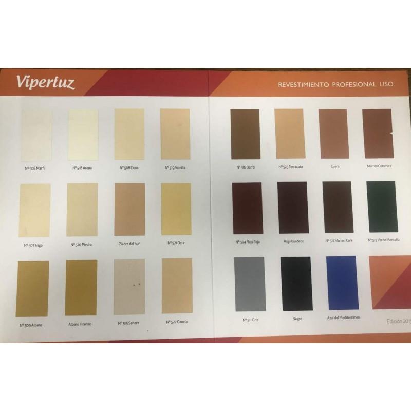 Revestimiento Viperluz Colores