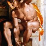 Creación de Adán - Capilla Sixtina