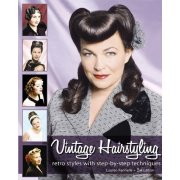 pin hairstyles with vintage