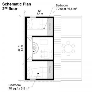 Small Lake House Plans Esther