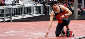 Rain does not deter Track and Field team in their record breaking season