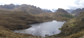 Adventures Abroad:  Trekking through Cajas National Park