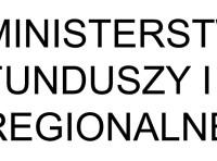 Logo Ministerstwa Funduszy i Polityki Regionalnej