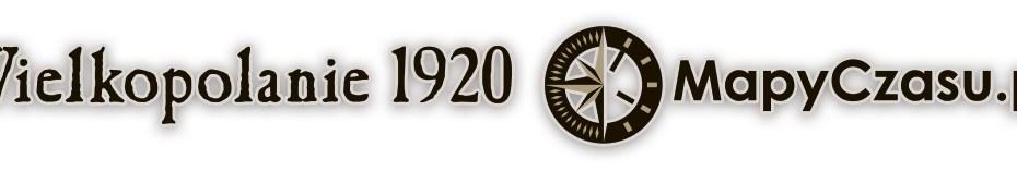Logo witryny internetowej Wielkopolanie 1920