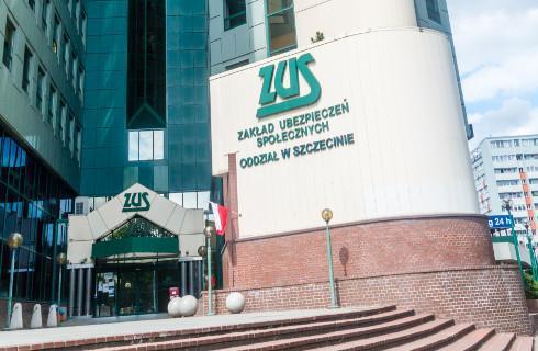 Zdjęcie ,budynek ZUS w Szczecinie