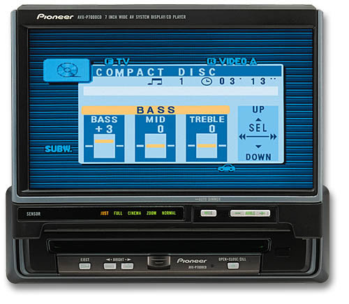 support for avxp7000cd  pioneer