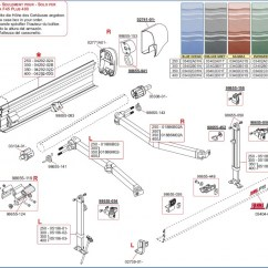 Dometic Awning Parts Diagram Mitsubishi L200 Radio Wiring Replacement Related Keywords