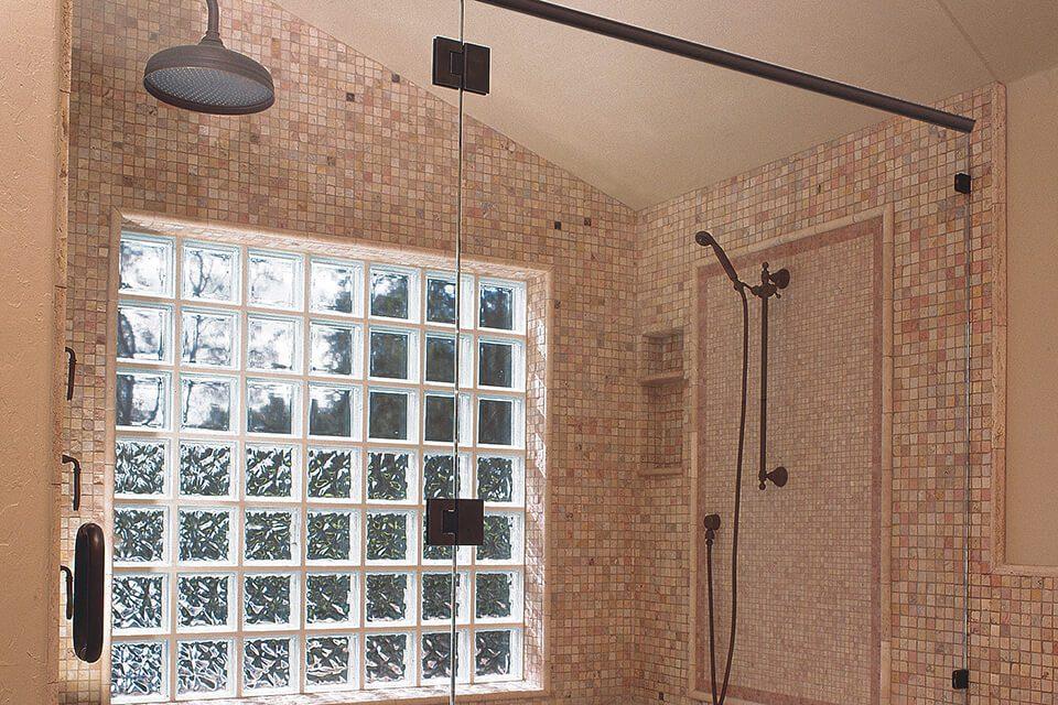 quality glass shower