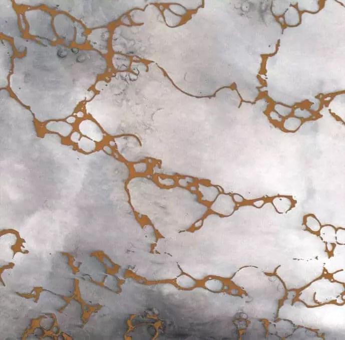 Gold vein example: Pina