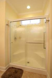 Apollo Sliding Shower Enclosures - WH-Forest - Standard Jambs