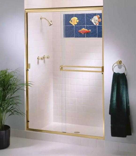 Cardinal Sliding Shower Enclosures - BG-Clear 01