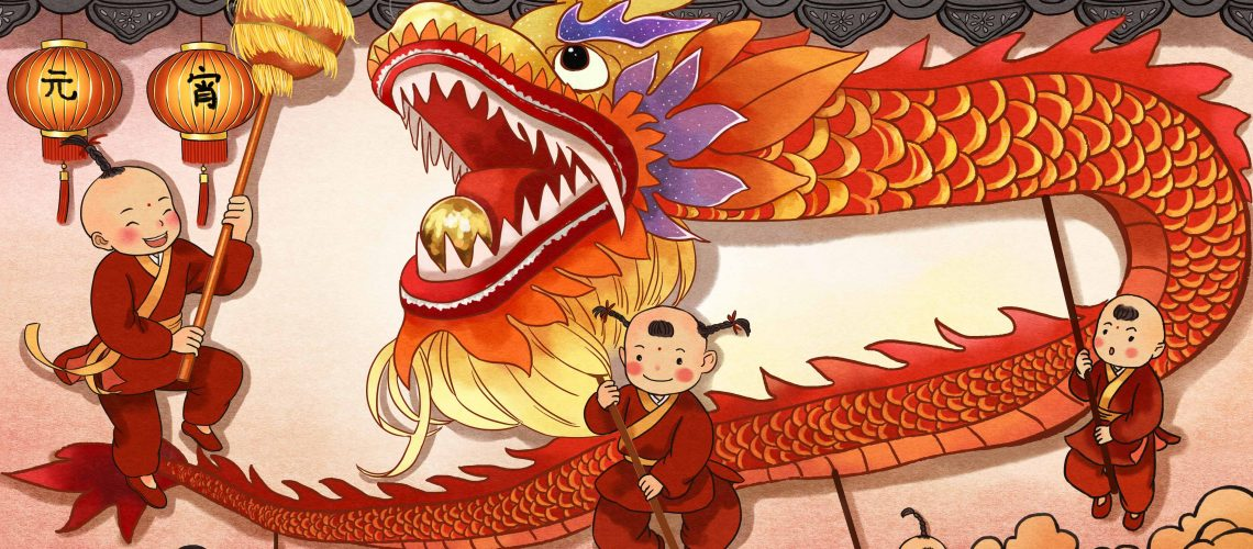 the chinese dragon pioneer