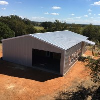 Metal Roofing Gallery | Pioneer Steel & Pipe :: Central Texas