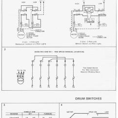 Drum Switch Single Phase Motor Wiring Diagram Ford Focus Alternator 3 Reversing Impremedia