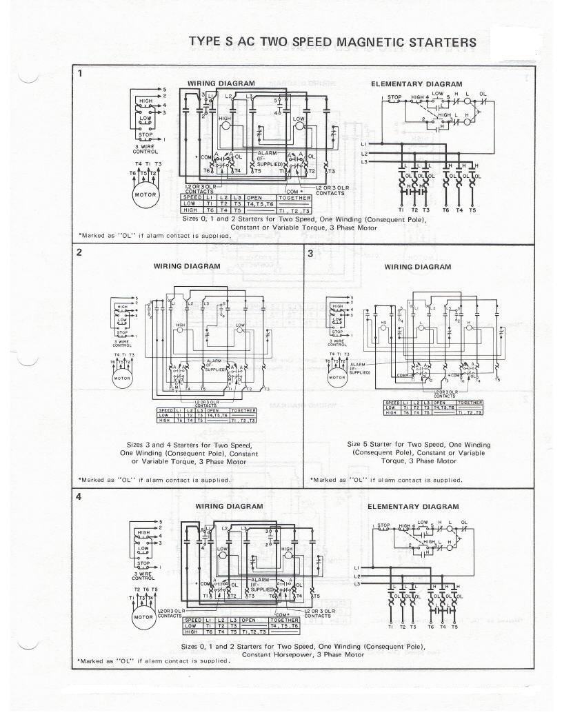 cutler hammer wye delta carrier starter schematic