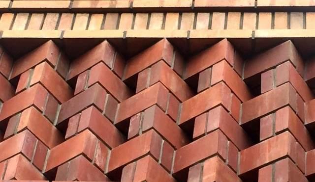 brick wall tiles india brick cladding