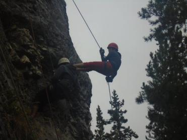 Pic Alberta Camp Cherith Girls Rock Climbing