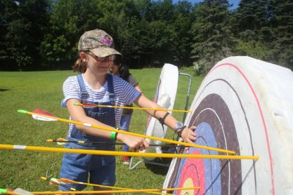 Camp Cherith Western New York Archery