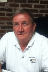 Mike Cavage of Pioneer Construction Company Inc. Honesdale, Pennsylvania
