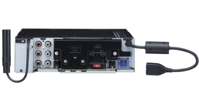 dehp6000ub  cd receiver with fulldot oel display usb