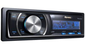 DEHP600UB  Premier™ CD Receiver with FullDot OEL Display, USB Direct Control of iPod, and
