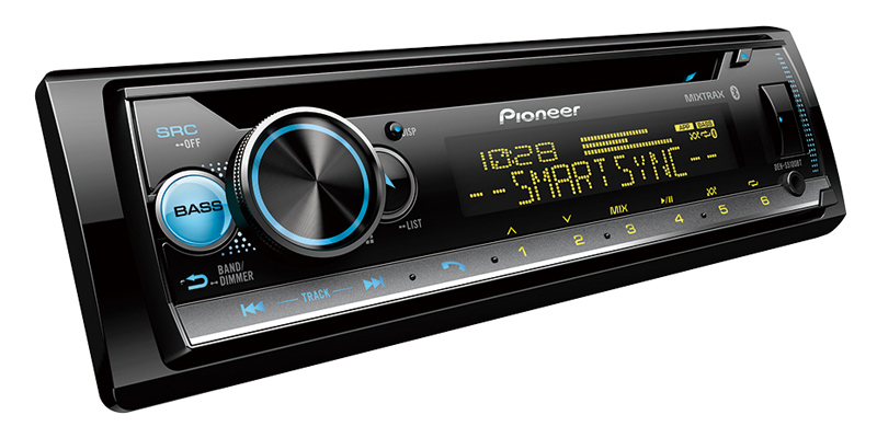 pioneer deh avh x8700bt spotify installieren s5100bt cd receiver with smart sync app compatibility staticfiles pusa car electronics product images receivers s5000bt