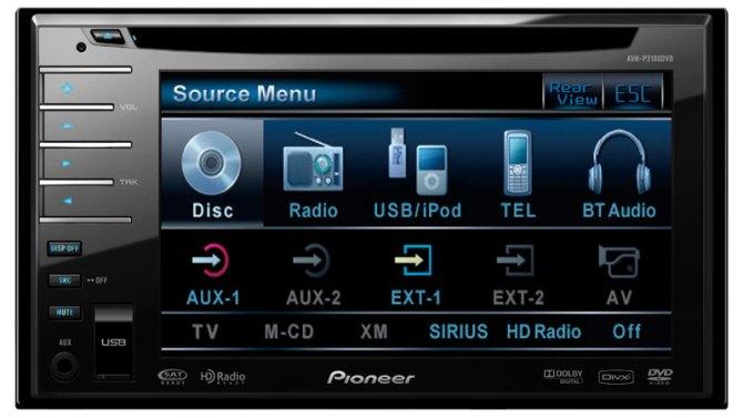 older models  pioneer electronics usa