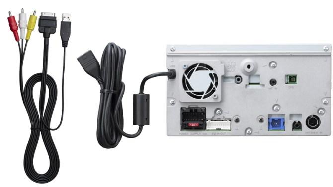 avicf90bt  premier indash navigation av receiver with dvd
