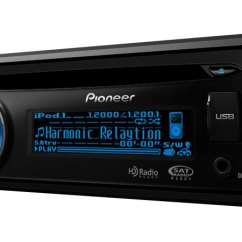 Pioneer Radio Manual Emg 40hz Wiring Diagram Older Models Electronics Usa Deh P5100ub