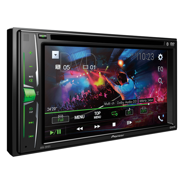 Wiring Diagram For Pioneer Avh 201ex