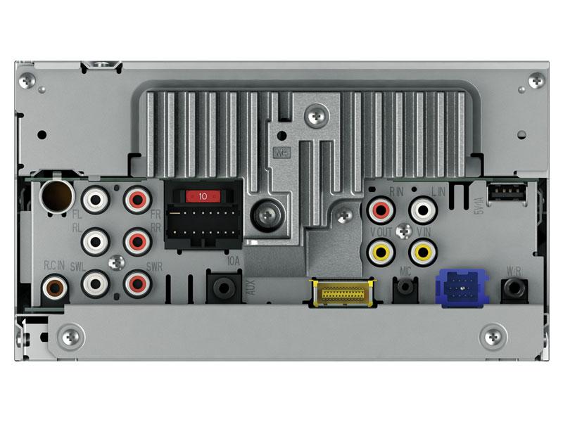 Avh P4400bh Wiring Diagram