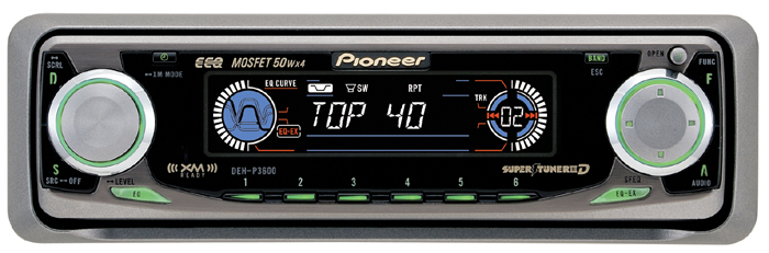 pioneer car cd player wiring diagram 1999 ez go gas golf cart deh p3600 electronics usa overview