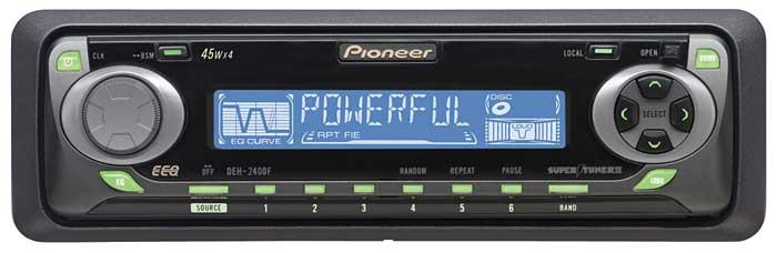 pioneer radio manual criminal procedure diagram deh 2400f electronics usa overview
