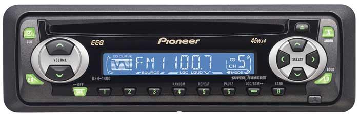 Pioneer Deh 1400 Wiring Diagram Pioneer Deh 10 Wiring Diagram Pioneer