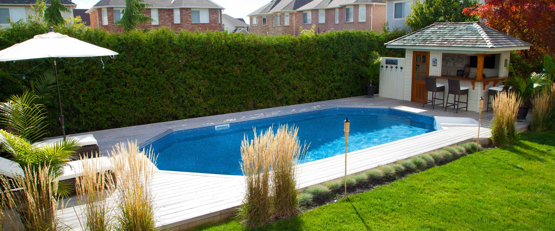 Onground Pools  Pioneer Family Pools