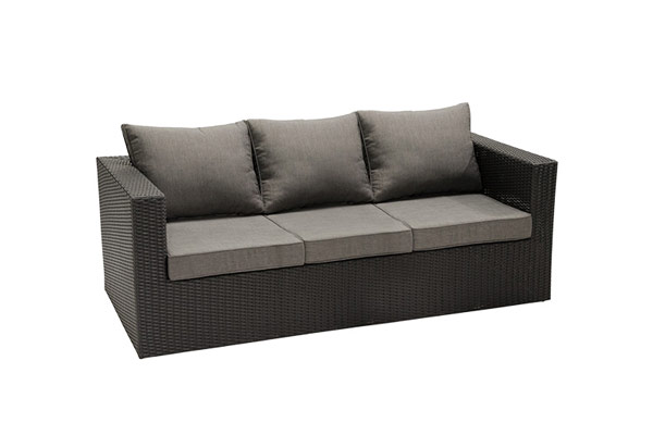 outdoor furniture sofa cover psychic katya jenna collection patio collections pioneer family pools three seat
