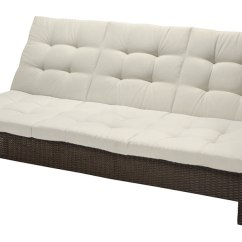 Sofa Lounger Outdoor Bedroom Set Design Fidji Futon And Double Chaise Lounge Pioneer Family Pools Cream