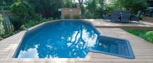 Onground Pools Customer Galleries - Pioneer Family