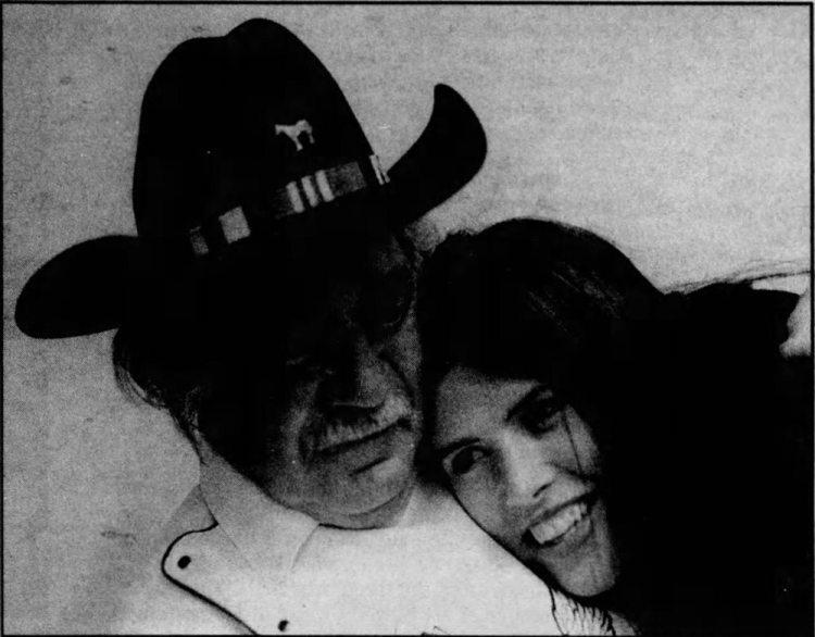 Pappy Allen and Victoria Williams