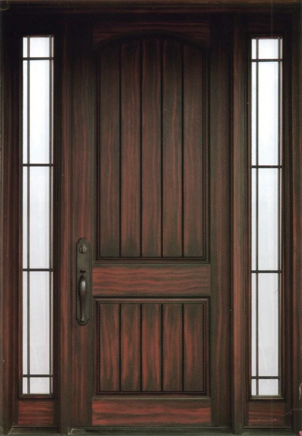 Fiberglass Exterior Front Entry Doors
