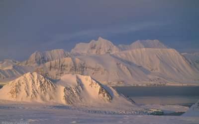 Pokaz slajdów ze Svalbardu