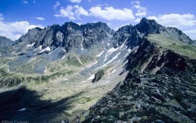 Góry Kaçkar w Galerii w Drodze