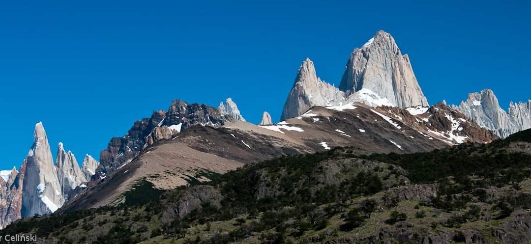 Cerro Torre, Fitz Roy